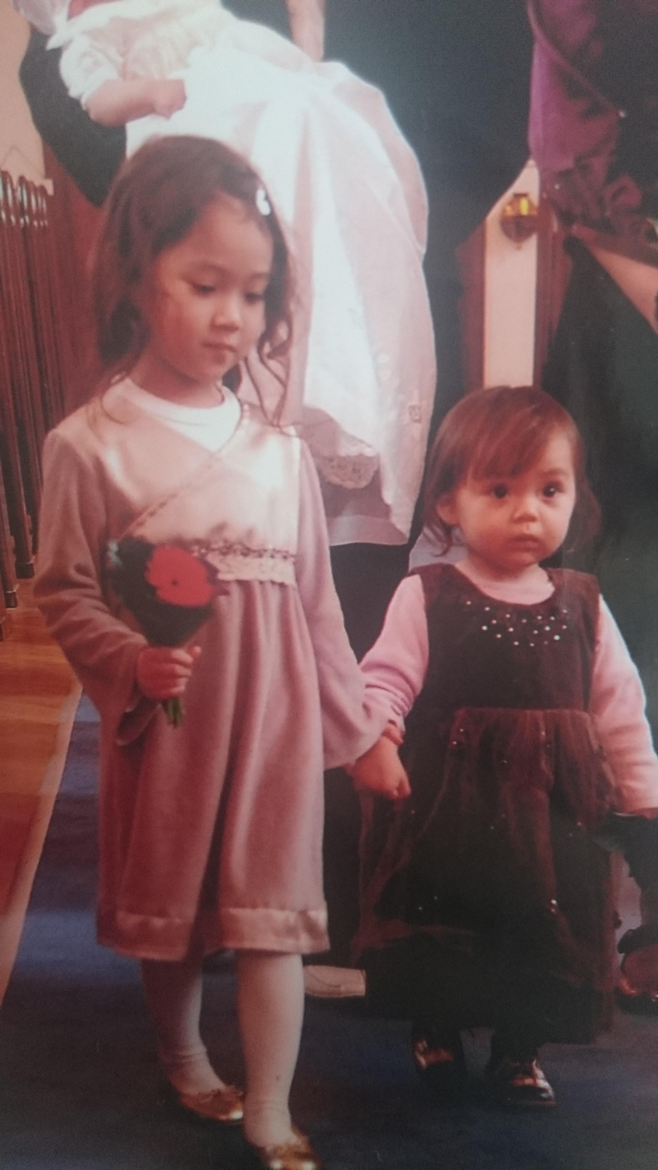 vennene mine yngre søster